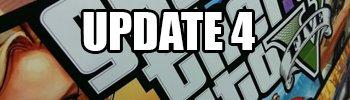 GTA 5 Патч PC 1.0.350.1 Update 4