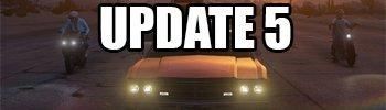 Патч для GTA 5 1.0.350.2 Update 5
