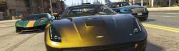 GTA Online Машины