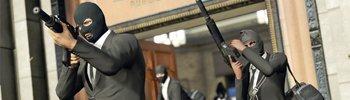 GTA Online Ограбления — ГТА Онлайн