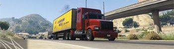 Мод грузоперевозки для GTA 5 — Trucking Missions