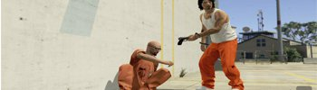 The Prison Break Побег из Тюрьмы в GTA Online