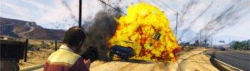 Мод на ГТА 5 Улучшенные взрывы — Enhanced Explosions
