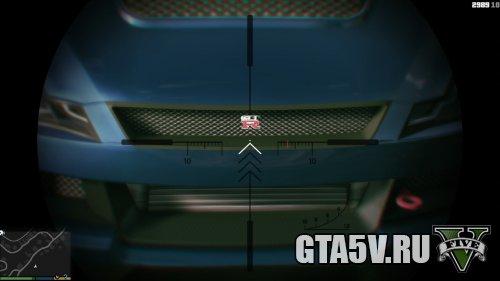 GTA 5 Мод Nissan GTR - скриншот 3