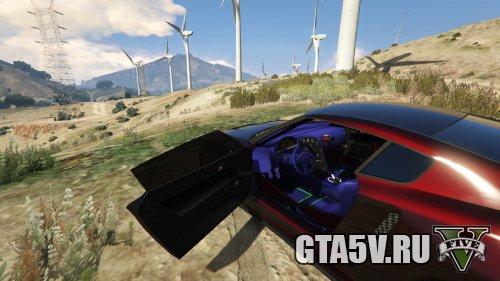GTA 5 Мод Nissan GTR - 2 скриншот
