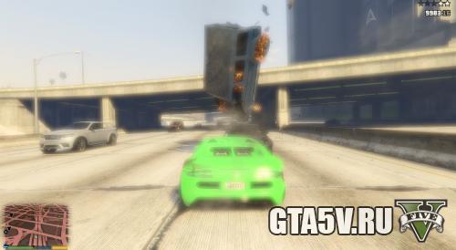 GTA 5 PC Мод Super Adder