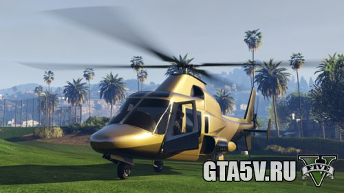 Грязные деньги — Новый вертолет — скриншот 1