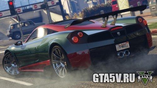 Грязные деньги — Новый авто Pegassi Osiris — скриншот 1