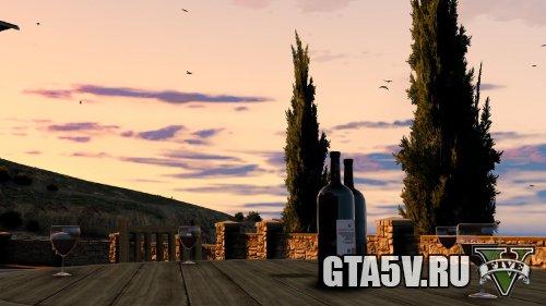 CryingLightning's FX мод на ГТА 5 — Скриншот 7