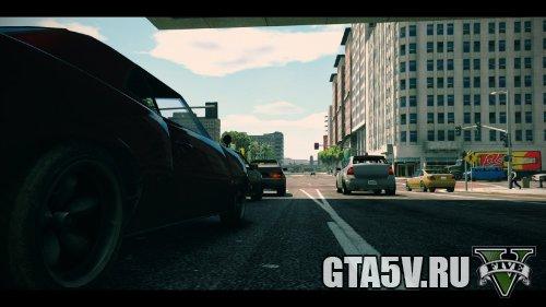 CryingLightning's FX мод на ГТА 5 — Скриншот 14
