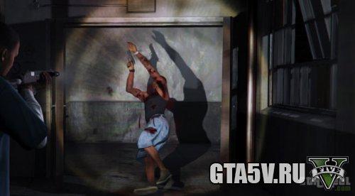 Грабим других игроков в GTA 5 Online и поднимаем бабки