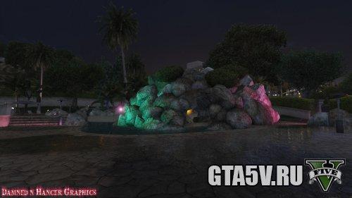 Extreme Eye Candy Graphics — Мод Экстримальной графики в ГТА 5