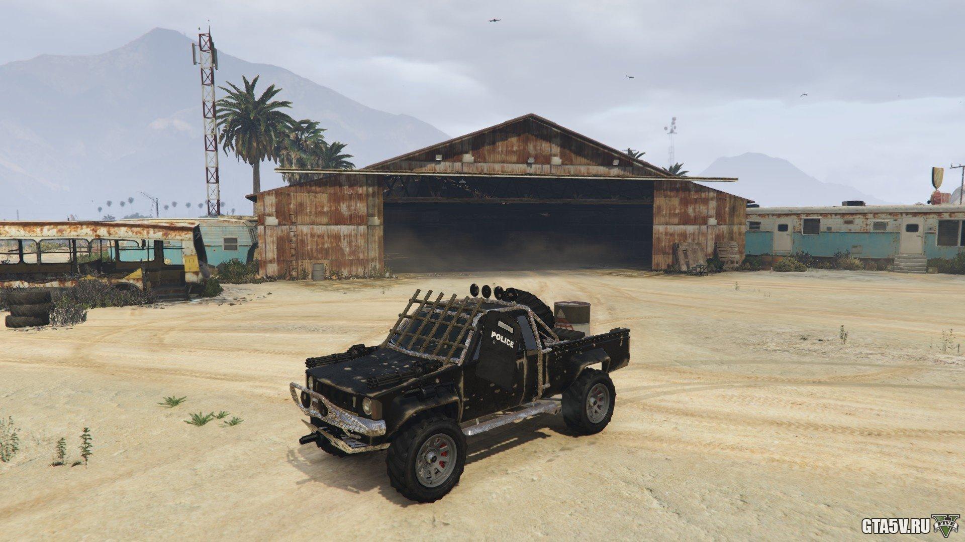 ГТА 5 Зомби Машины для Апокалипсиса