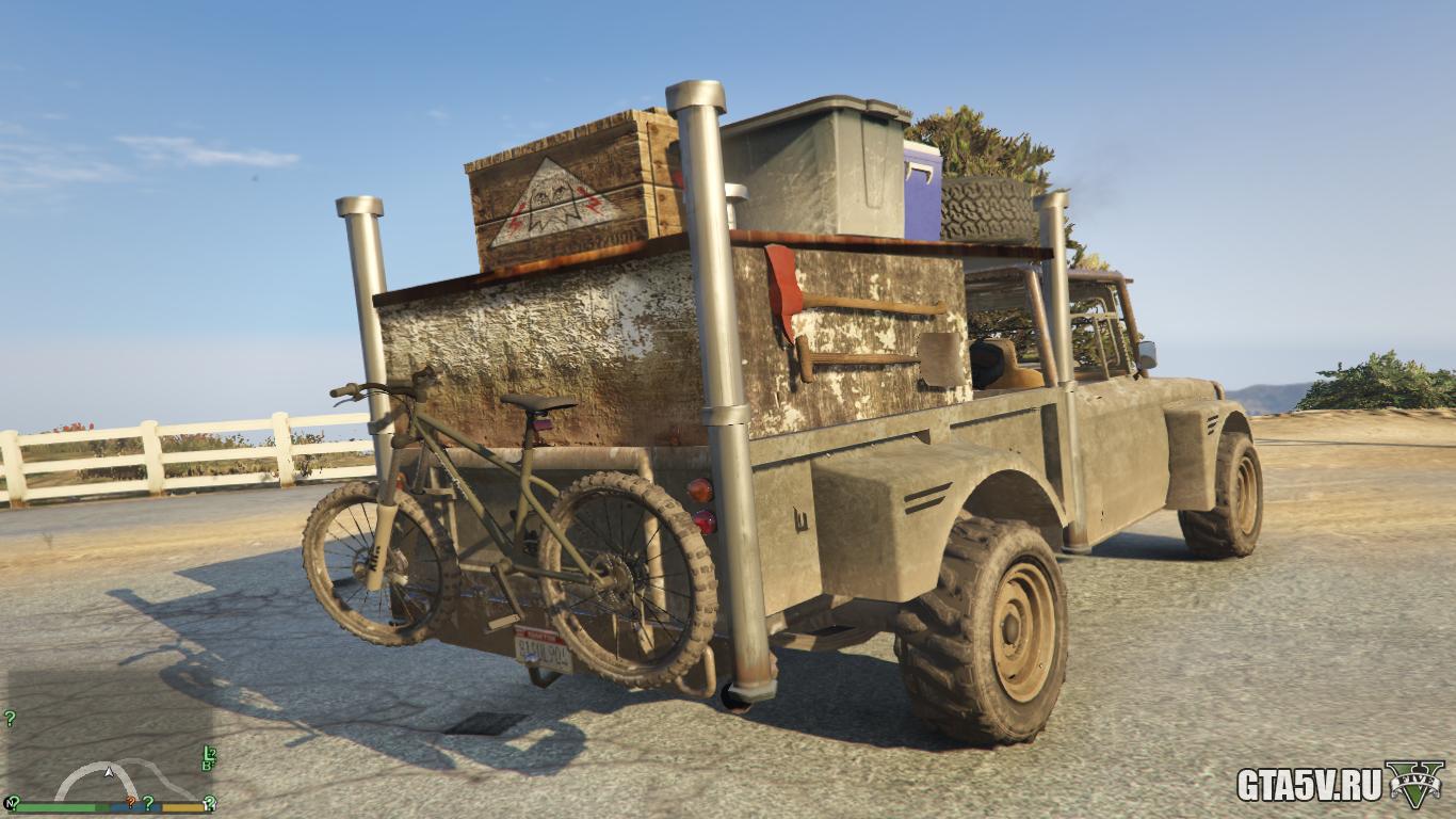 Мод Сборка Машин для ГТА 5 Зомби Апокалипсиса