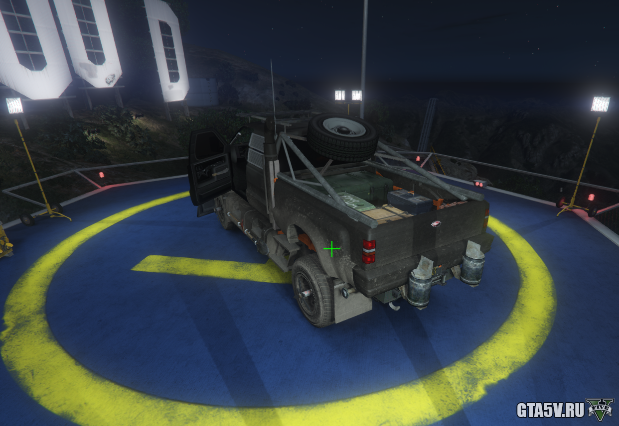ГТА 5 Зомби Танспорт v3