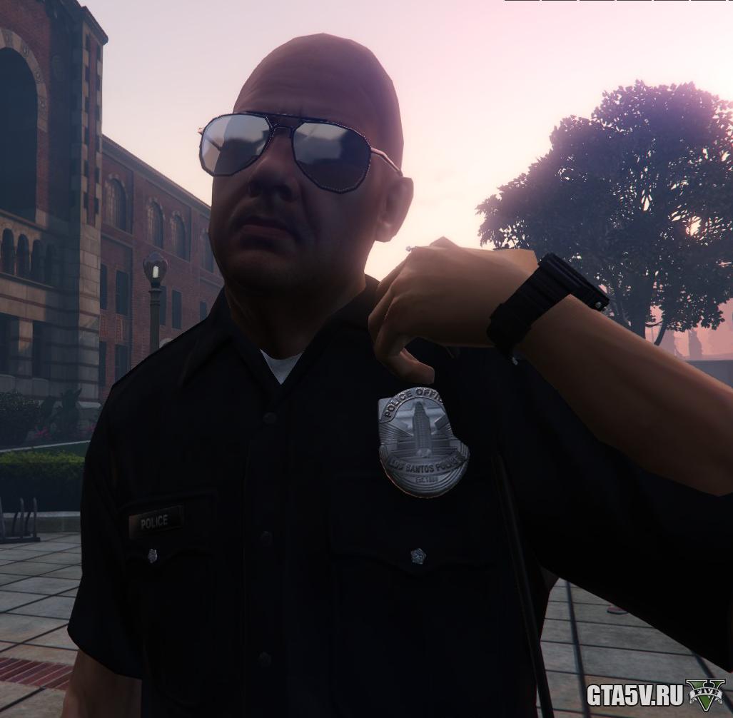 Скачать Мод на ГТА 5 на Работу в Полиции