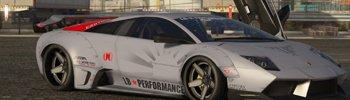 ГТА 5 Ламборгини — мод Lamborghini Murcielago