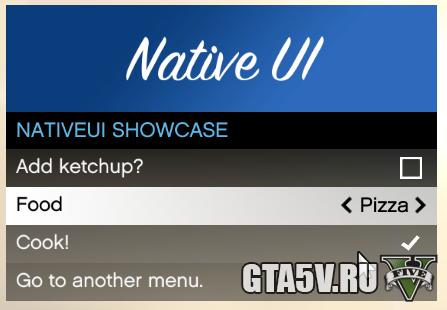 NativeUI