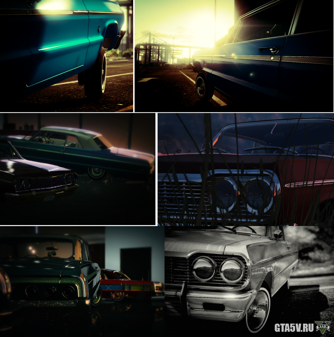Chevrolet Impala SS Hard Top 1️9️6️4️ — Шевроле Импала